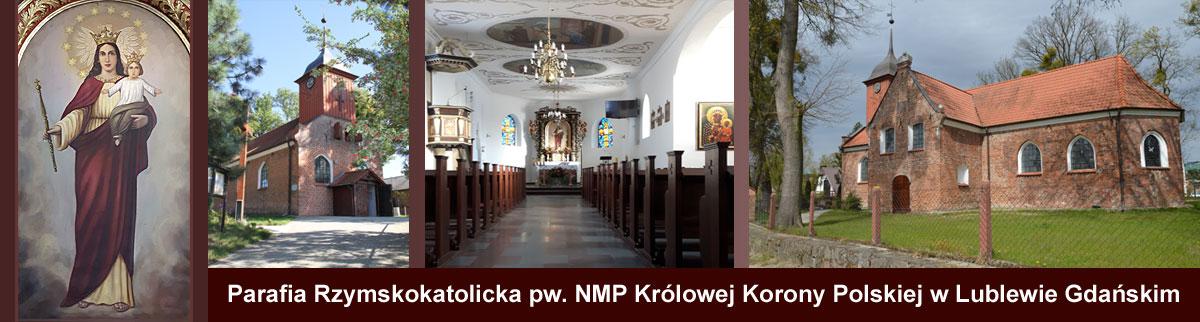 Parafia Rzymskokatolicka pw. NMP Królowej Korony Polskiej w Lublewie
